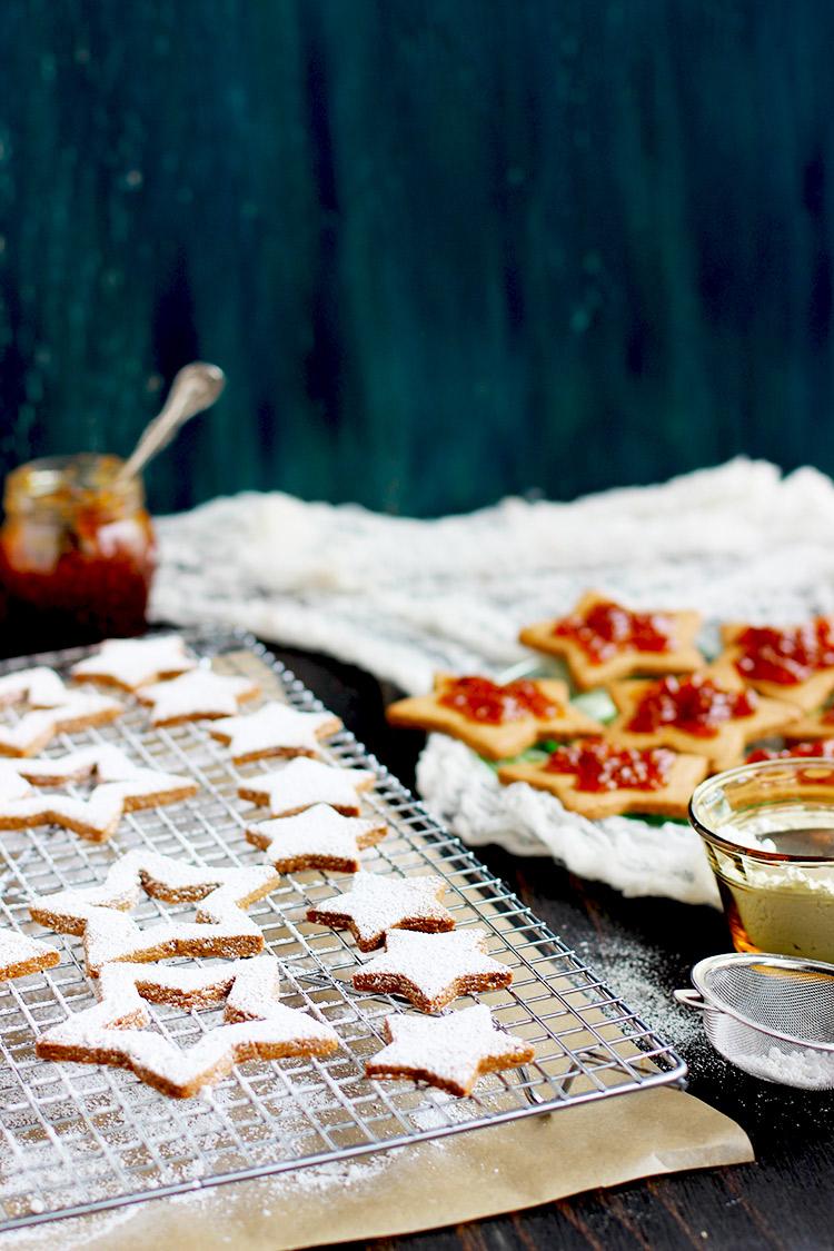 Fig-Linzer-Cookies