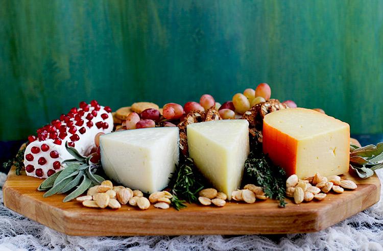 Spanish-Cheese-Board