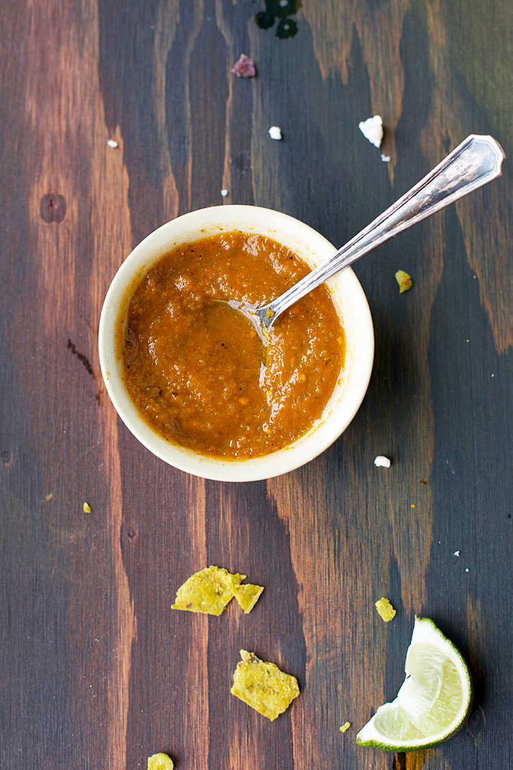 Roasted-Cayenne-Poblano-Salsa