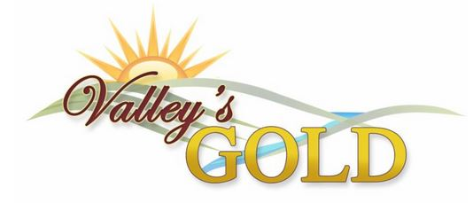 Valley's Gold logo