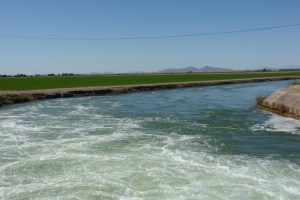 California Water Conveyance or irrigation