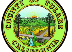 County of Tulare Ag Commissioner Seal