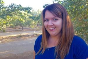Jenny Holtermann, aka @AlmondGirlJenny AgVocates