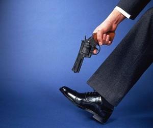 Defamation - Shot in Foot