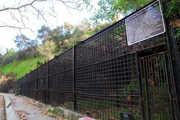 Old LA Zoo Cages