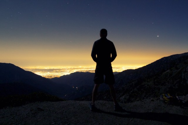 Mt Baldy Night Hike 15 640x426