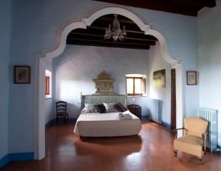 Casa Prat - habitació del bisbe