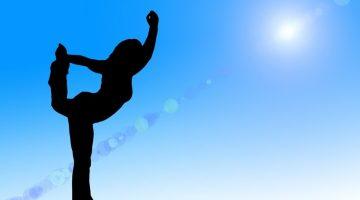 Yoga Sillouhette