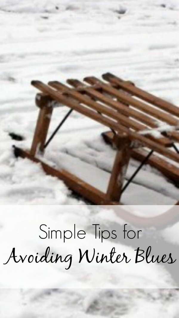 Take it from me, winter is hard. Here are my best, simple tips for beating the winter blues. Find anxiety relief and depression help in five easy ways. The last tip is the key.