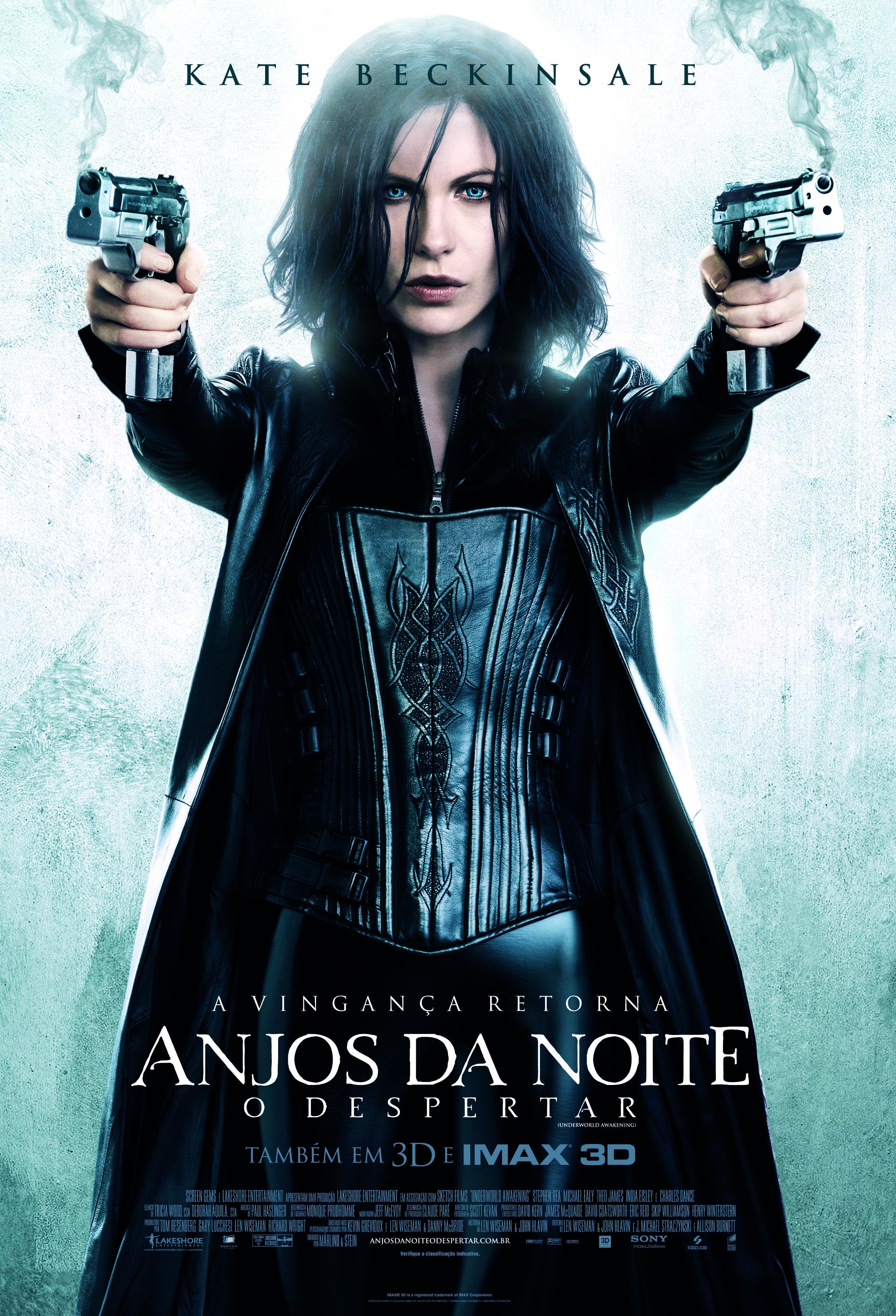 Poster do filme Anjos da Noite: O Despertar