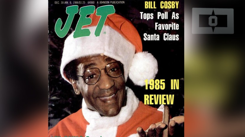 Cosby-santa