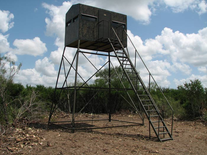 5 Luxury Deer Stands