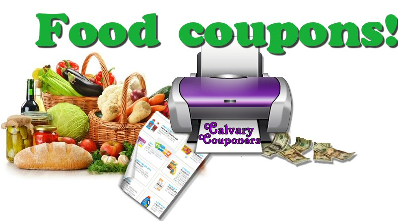 Food Only Printable Coupons