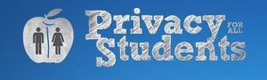 Privacy for all students logo