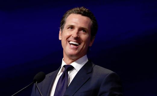 Newsom Unveils Gun Initiative Calwatchdog Com