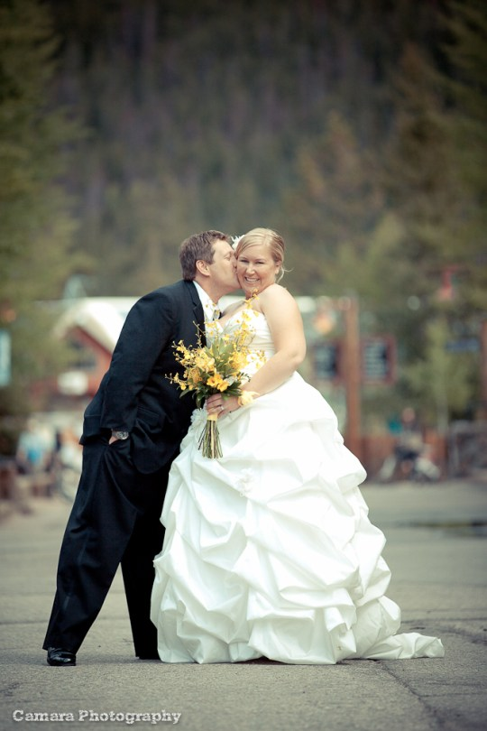 Colorado Wedding Photographer - Keystone Wedding