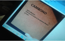 Cambond Fireboard