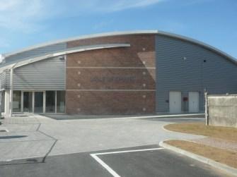 Salle des sports de Bertry