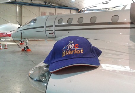 Un nouvel avion pour le Comité