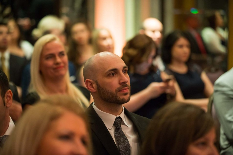 Long Service Awards Event Photography for Corinthia Hotel  by Cameo Photography London 10