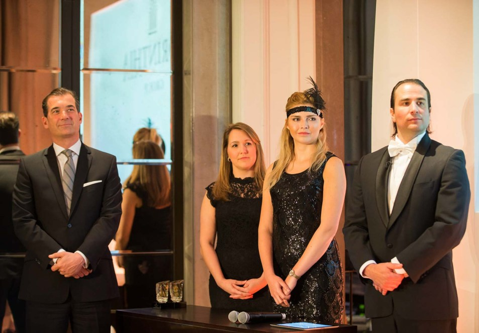 Long Service Awards Event Photography for Corinthia Hotel  by Cameo Photography London 16