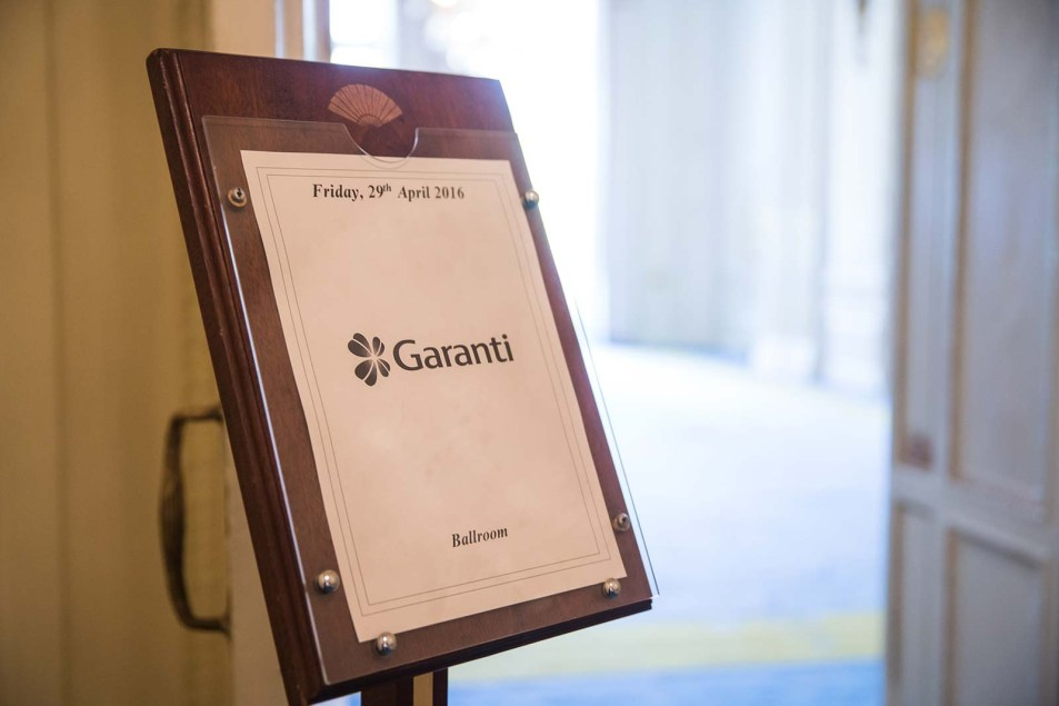 Signing Ceremony Event Photography for Garanti Bank by Cameo Photography London 02