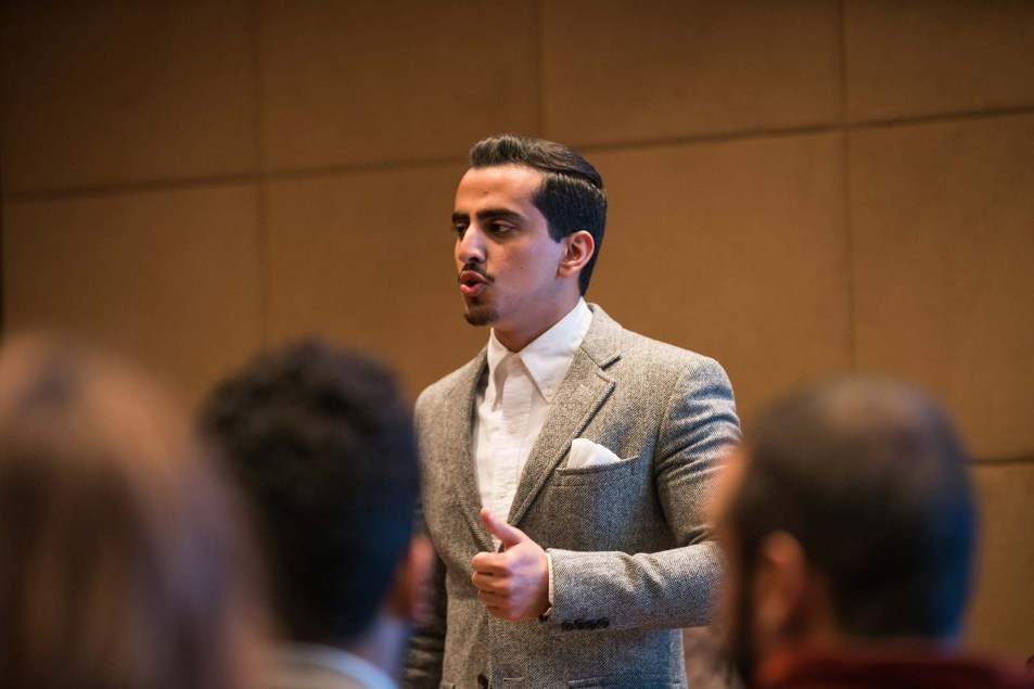 Northeaster University Young Global Leaders by Cameo Photography London 16