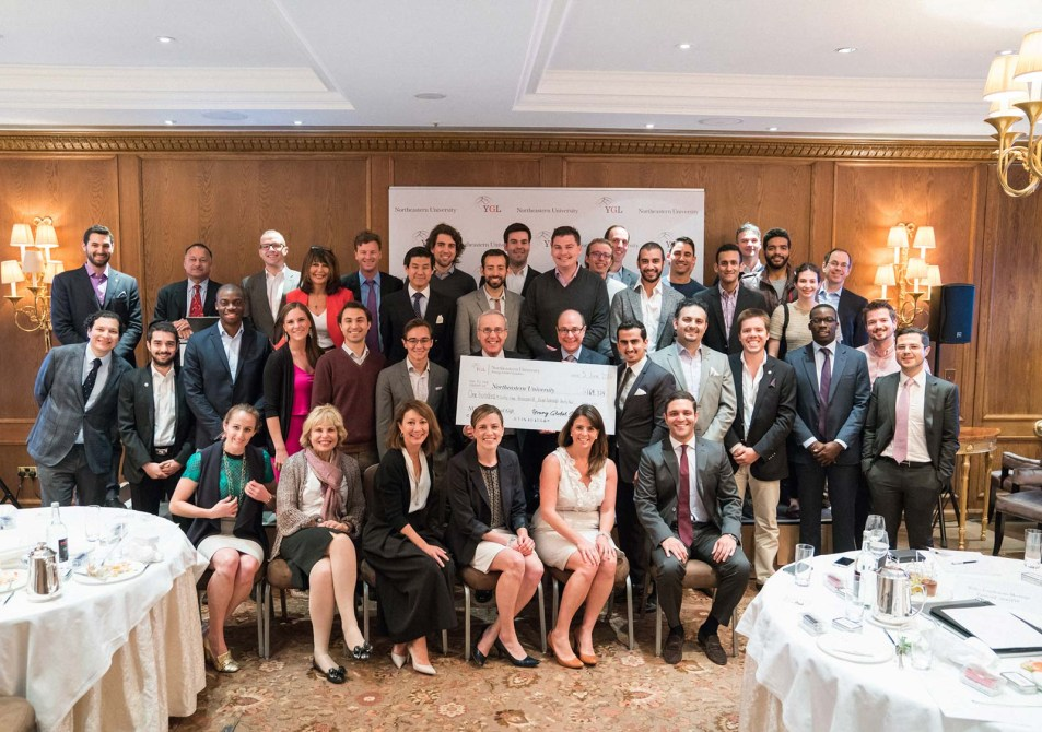 Northeaster University Young Global Leaders by Cameo Photography London 37