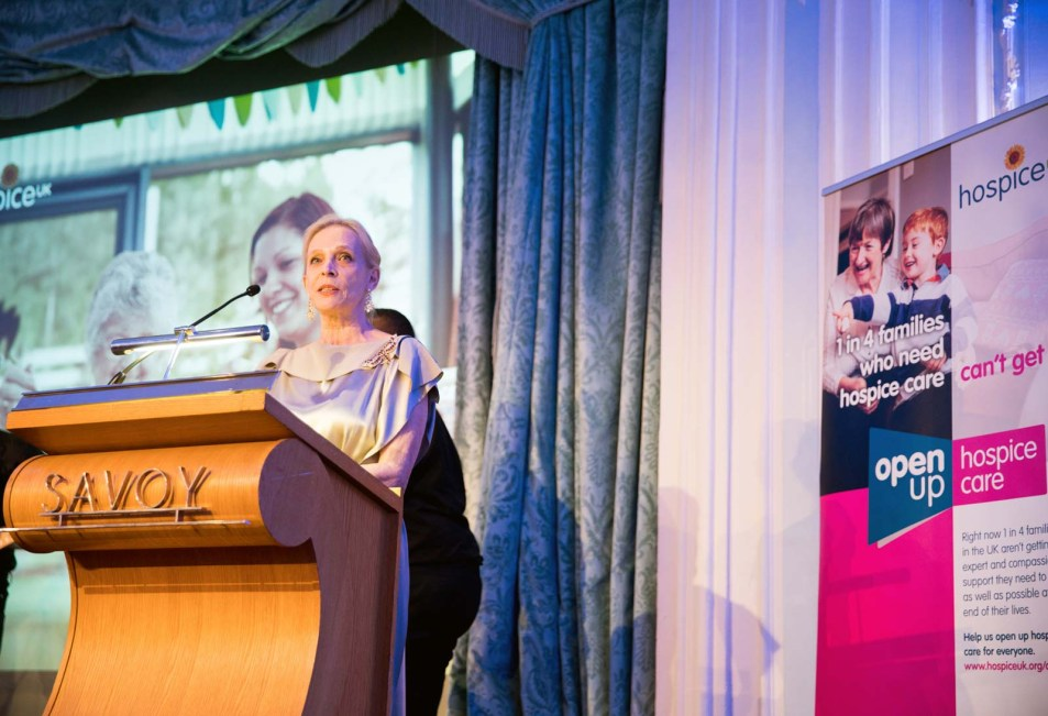 Event Photographer London Hospice UK Gala Dinner at The Savoy 19b