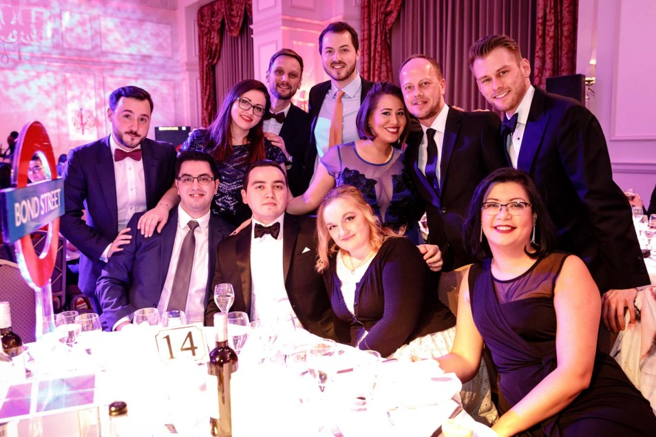 The Landmark staff party -46