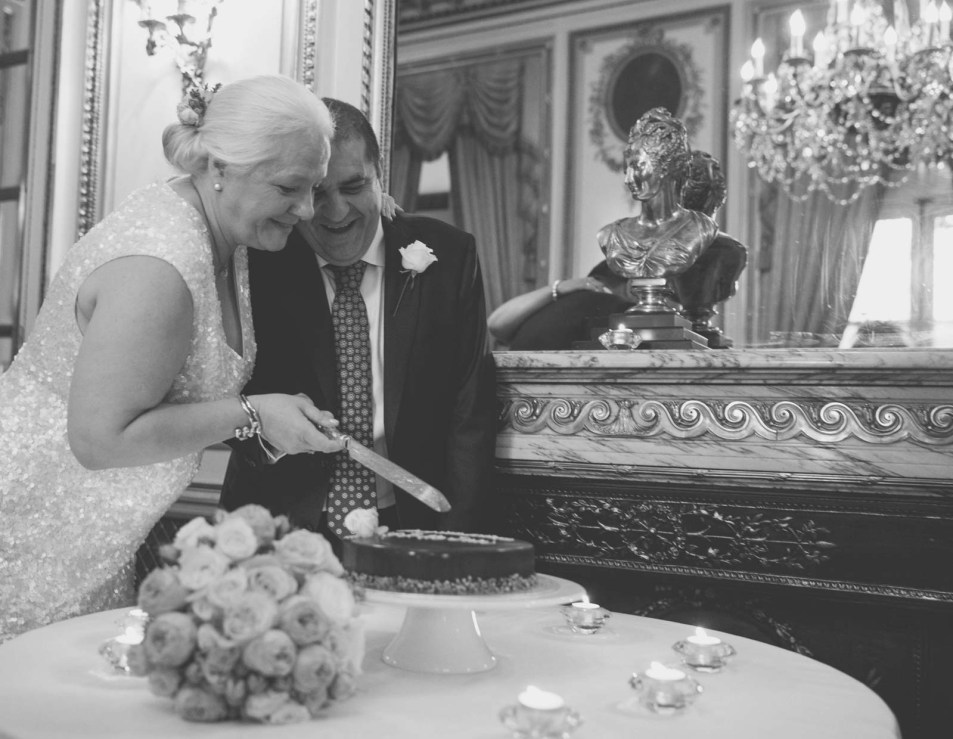 wedding photography at the ritz london