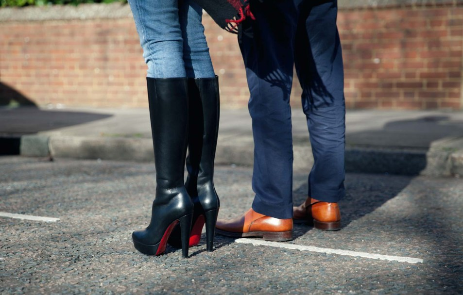 088 Cameo Photography Engagement Shoot in London