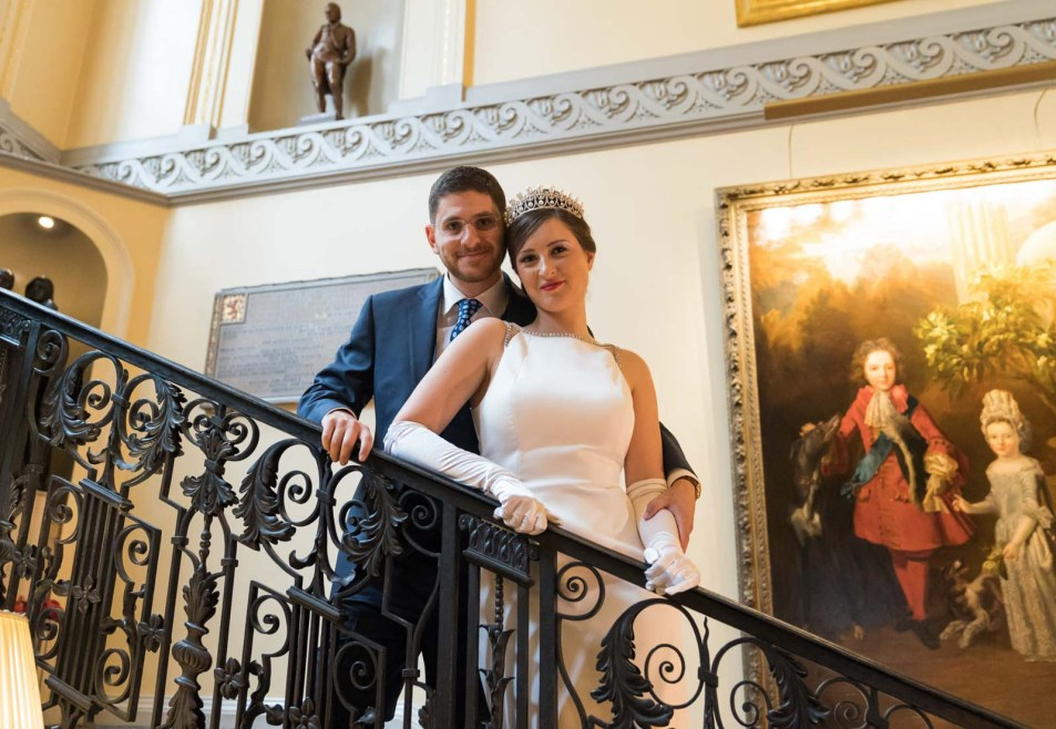 wedding photography caledonian club