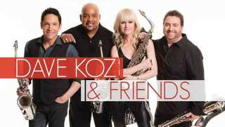 Dave Koz & friends at sea