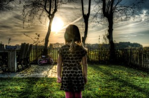 Stock-photo-girl-sunset-300x199