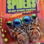 Spiders and Scary Creepy Crawlies by Camilla de la Bedoyere