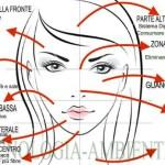 La mappa dei brufoli per capire che problema di salute hai