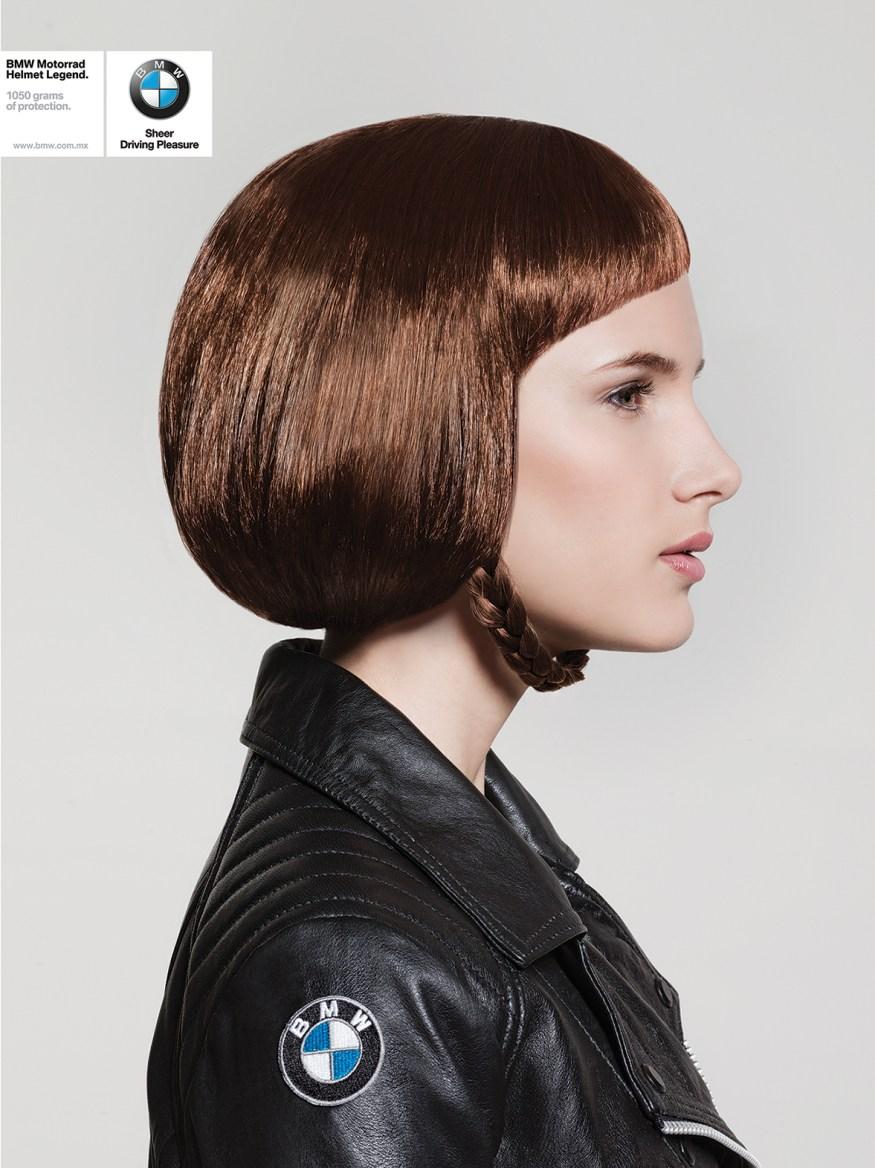 BMW Helmet Hair 2 cotw