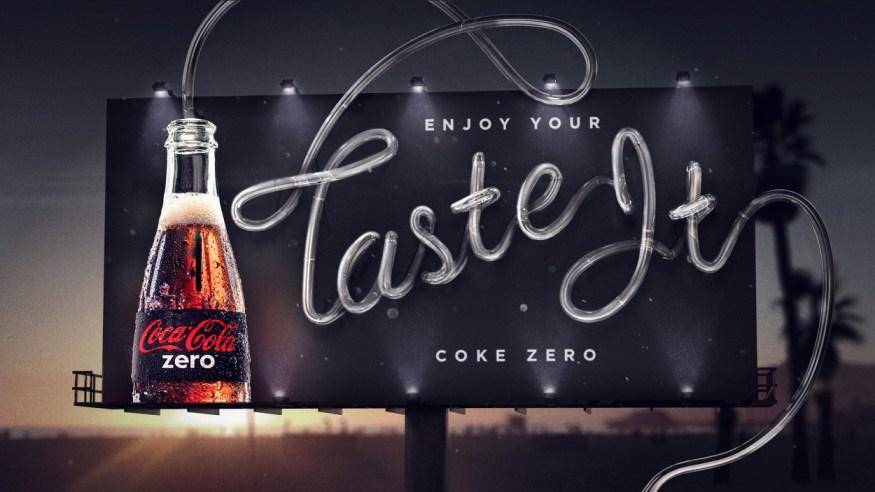 Drinkable-Ad-Coke-Zero