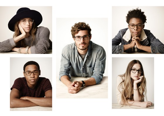 Warby parker fall 14