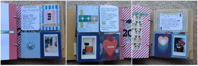 30 Days of Lists Album for December 2013 - Campfire Chic