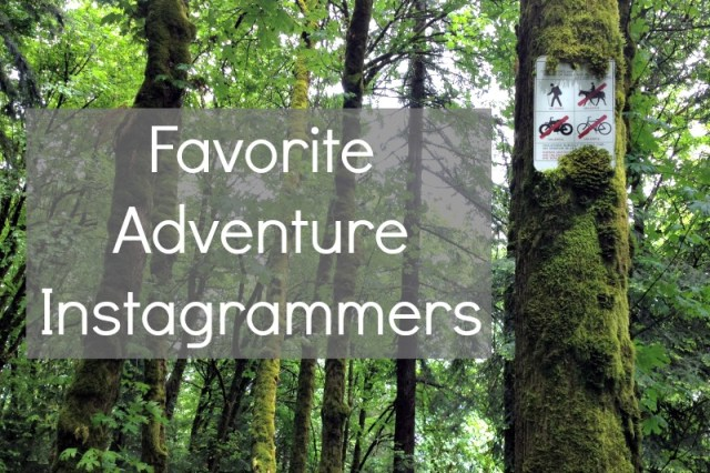 Favorite Female Adventure Instagrammers