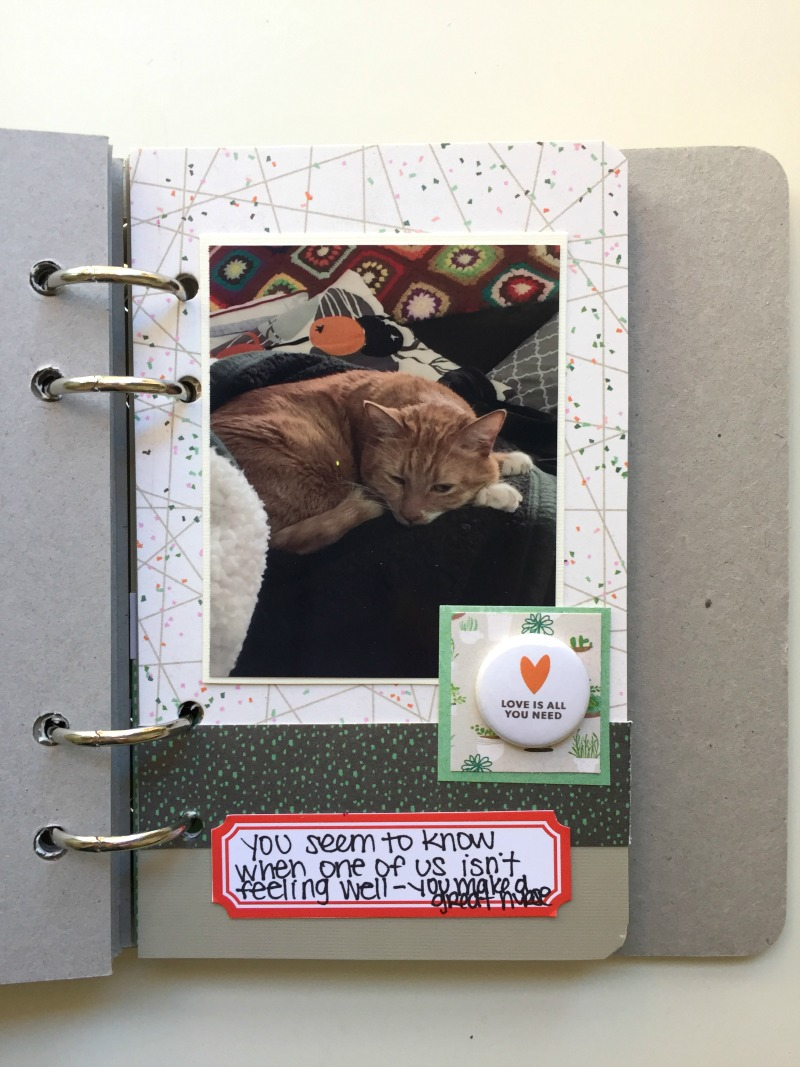 10 Things I Love About You Workshop from rukristin papercrafts - Kam of Campfire Chic