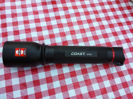 Solid, Durable, Flashlight