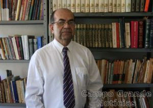 Escritor Samuel Medeiros – Foto: Divulgação