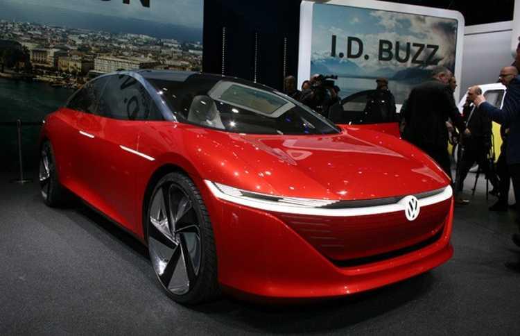 Volkswagen I.D. Vizzion (Foto: Newspress)