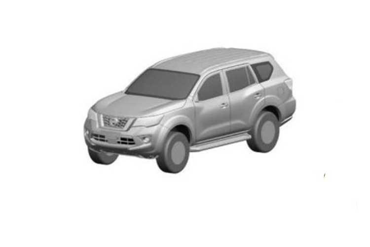 Nissan Terra foi registrado no INPI (Foto: Reprodução)