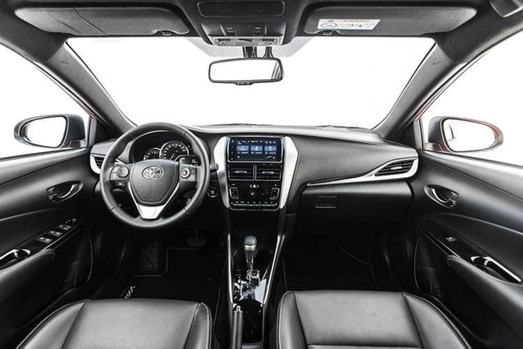 Novo Toyota Yaris Hatch (Foto: Divulgação)