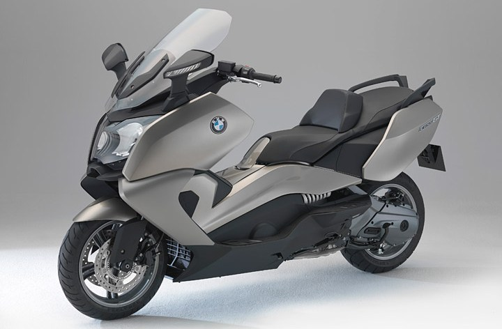 Rumour: BMW to build a smaller scooter