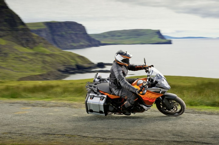 Sure, we have to wait a little longer than our friends across the pond, but KTM's 1190 should still be here in 2013.